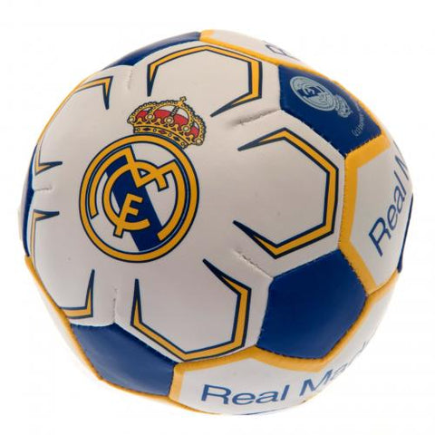 Real Madrid FC 4 inch Soft Ball - footballextreme.shop