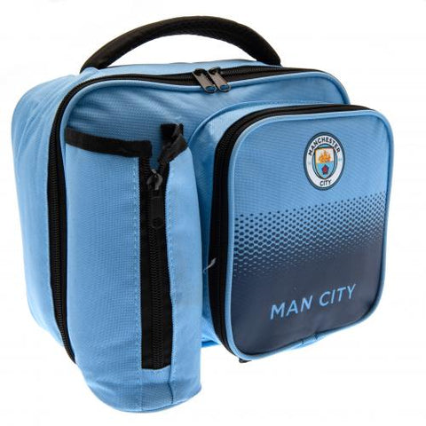 Manchester City FC Fade Lunch Bag - footballextreme.shop