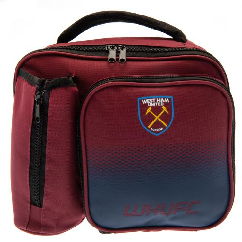 West Ham United FC Fade Lunch Bag - footballextreme.shop