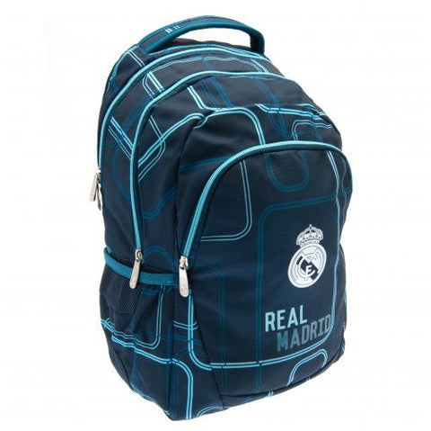 Real Madrid FC Premium Backpack BL - footballextreme.shop