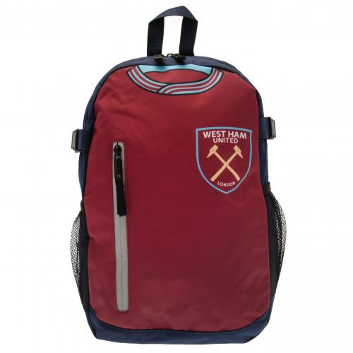 West Ham United FC Backpack KT - footballextreme.shop