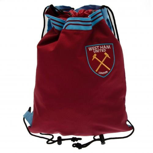 West Ham United FC Drawstring Backpack - footballextreme.shop