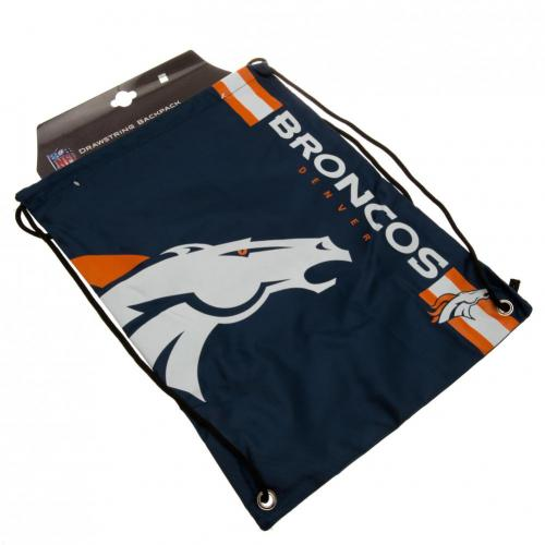 Denver Broncos Gym Bag - footballextreme.shop