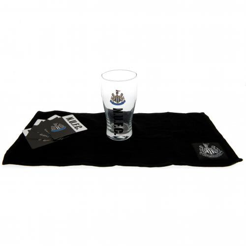 Newcastle United FC Mini Bar Set - footballextreme.shop