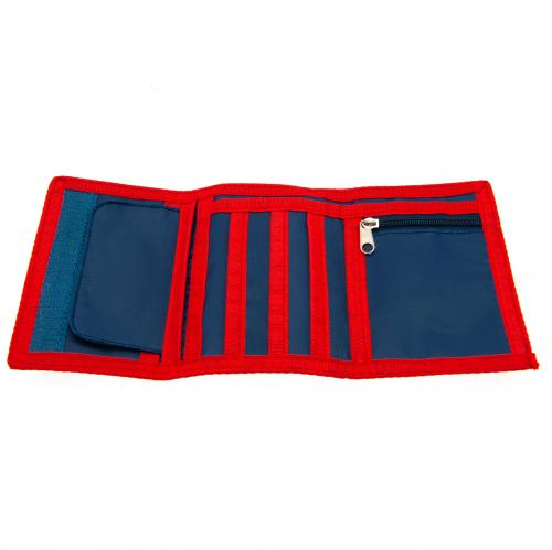 Paris Saint Germain FC Nylon Wallet MX - footballextreme.shop