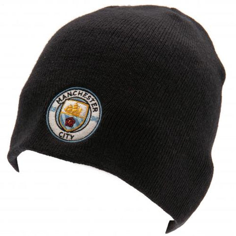 Manchester City FC Knitted Hat NV - footballextreme.shop