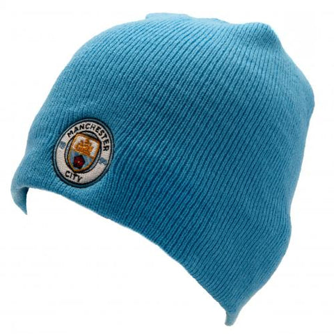 Manchester City FC Knitted Hat SK - footballextreme.shop