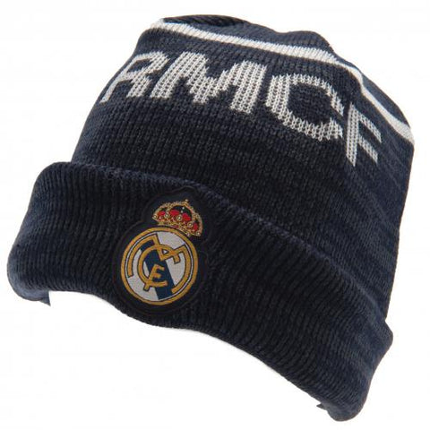 Real Madrid FC Knitted Hat TU - footballextreme.shop