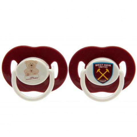 West Ham United FC Soothers - footballextreme.shop