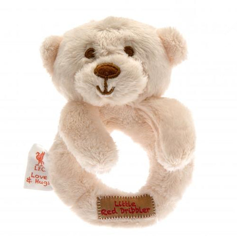Liverpool FC Baby Rattle Hugs - footballextreme.shop