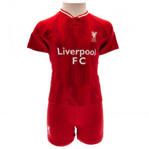 Liverpool FC Shirt & Short Set 9/12 mths PL - footballextreme.shop