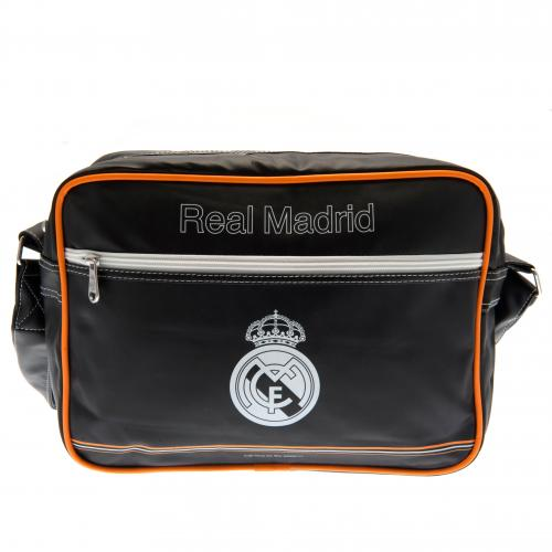 Real Madrid FC Messenger Bag - footballextreme.shop
