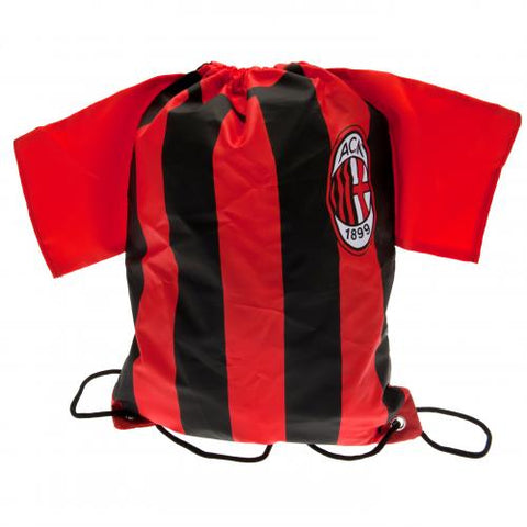 AC Milan Shirt Gym Bag - footballextreme.shop