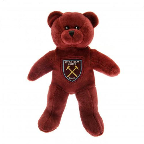 West Ham United FC Mini Bear - footballextreme.shop