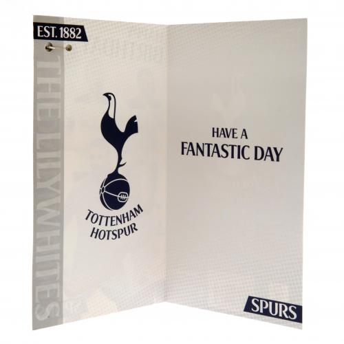 Tottenham Hotspur FC Birthday Card Players - footballextreme.shop