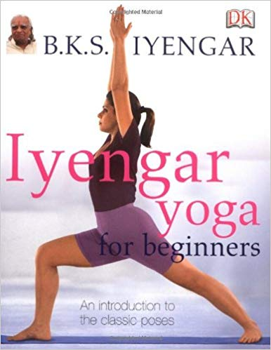 Yoga Iyengar for Beginners - Recommended Books