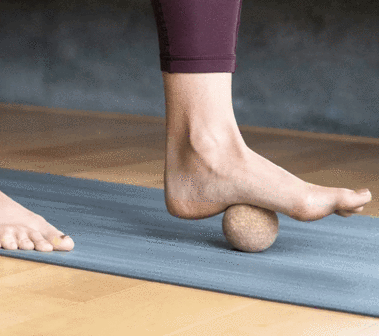 Yoga Foot Massage Ball