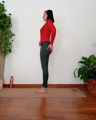 tadasana correction alignment
