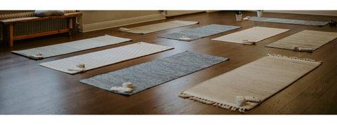 unique yoga mats rugs