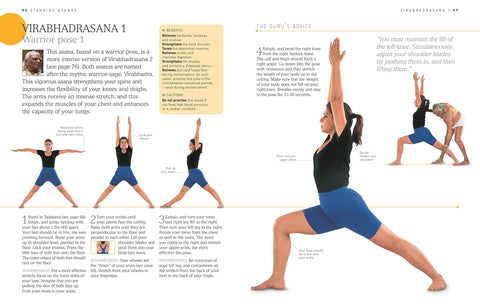 iyengar for beginners virabhadrasana1