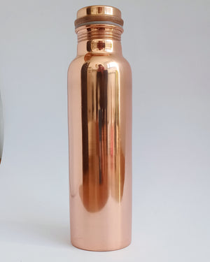 high quality copper water bottle