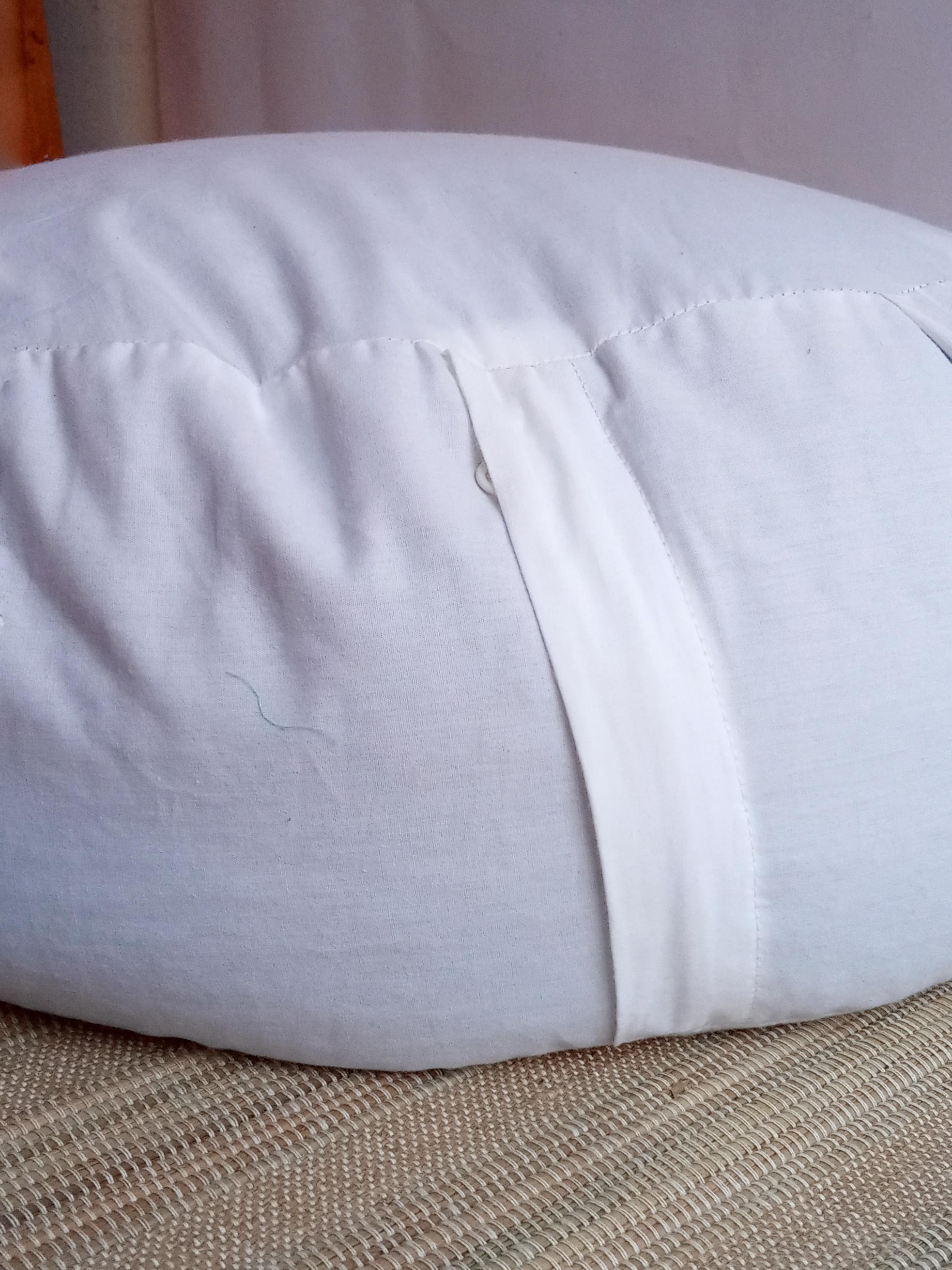 Meditation Cushion - Organic and Biodegradable
