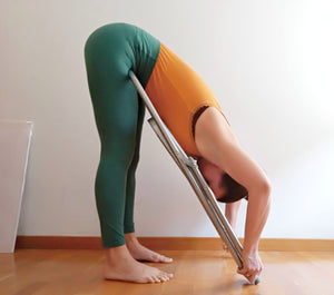 chair for yoga poses