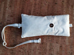 eye pillow with elastic strap
