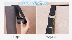 Yoga Stretch Strap for Door