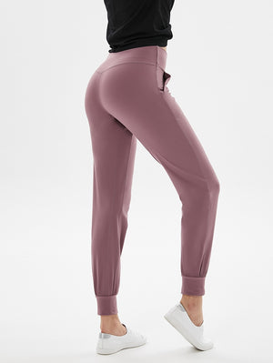 High Waist Squatproof Yoga Joggers Pants