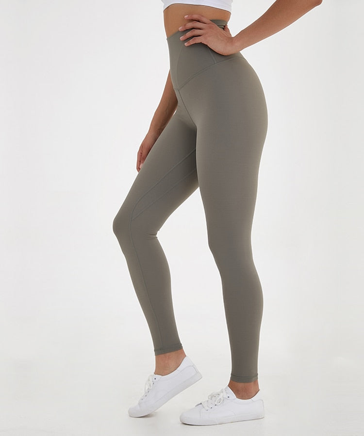 SUPER HIGH RISE Full Length Yoga Leggings