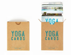 Yoga Cards English/Spanish
