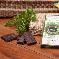 Hoja Verde Chocolate 72% + Mint 3 pack - Everglobe Corporation