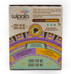 Wipala Raw Cacao (Dark Chocolate) Flavored Andean Bar | Display Box of 12 bars - Everglobe Corporation