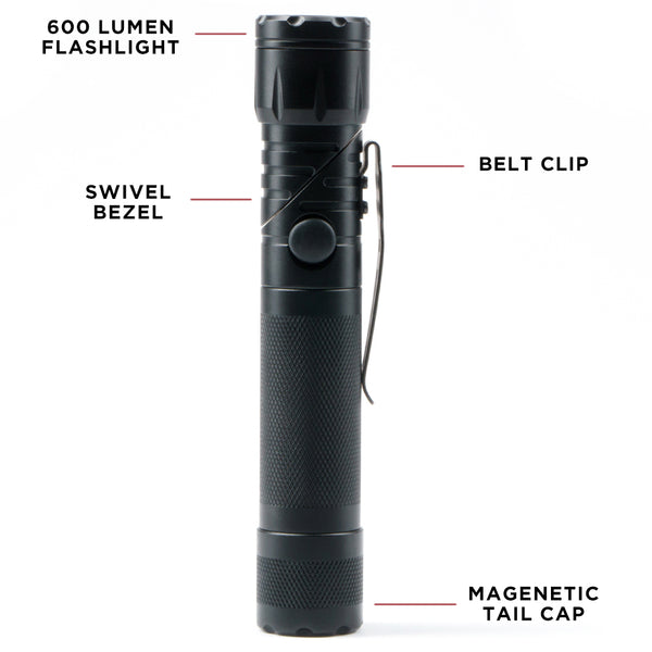 Reflex 600 Lumen - Everglobe Corporation