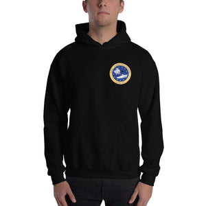 USS Constellation (CVA-64) 1968-69 Cruise Hoodie