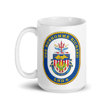 Load image into Gallery viewer, USS Bonhomme Richard (LHD-6) Ship's Crest Mug