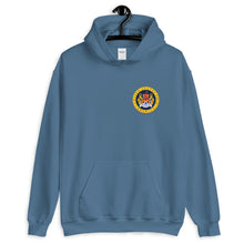 Load image into Gallery viewer, USS America (CVA-66) 1972-73 Cruise Hoodie