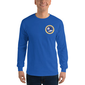 USS Constellation (CVA-64) 1969-70 Long Sleeve Cruise Shirt