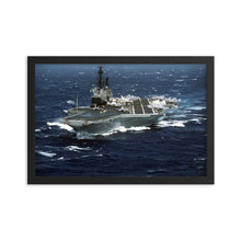 Load image into Gallery viewer, USS Midway (CV-41) Framed Ship Photo