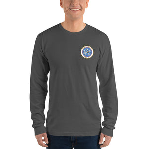 USS Nimitz (CVN-68) 2013 Long Sleeve Cruise Shirt