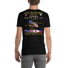 Load image into Gallery viewer, USS Ranger (CVA-61) 1964-65 Cruise Shirt