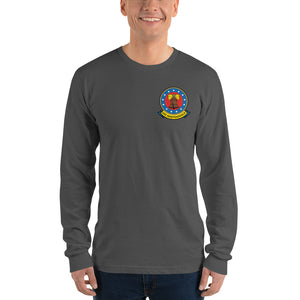 USS Independence (CV-62) 1979 Long Sleeve Cruise Shirt