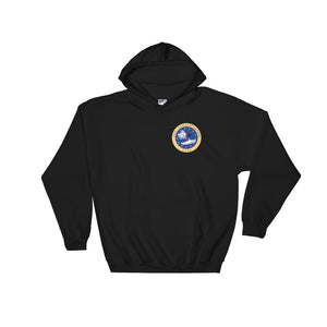 USS Constellation (CV-64) 1980 Cruise Hoodie - Gonzo Station
