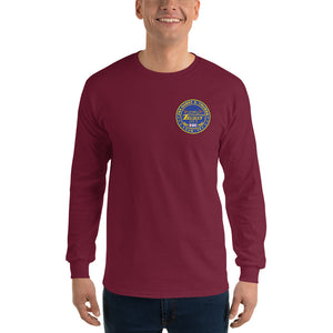 USS Harry S. Truman (CVN-75) 2015-16 Long Sleeve Cruise Shirt