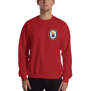 USS Gravely (DDG-107) 2015-16 Cruise Sweatshirt
