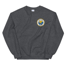 Load image into Gallery viewer, USS Toledo (SSN-769) Ship's Crest Sweatshirt