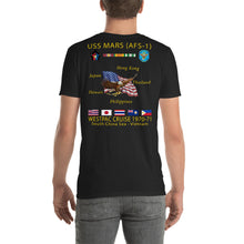 Load image into Gallery viewer, USS Mars (AFS-1) 1970-71 Cruise Shirt
