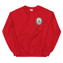 Load image into Gallery viewer, USS Bonhomme Richard (LHD-6) Ship's Crest Sweatshirt