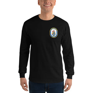 USS Arleigh Burke (DDG-51) 2018  Long Sleeve Cruise Shirt